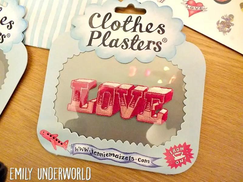 jennie-maizels-clothes-plasters-love
