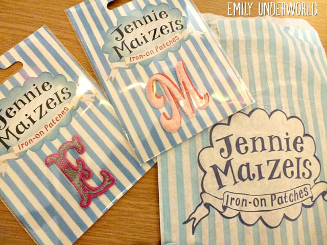 jennie-maizels-iron-on-patches-letters