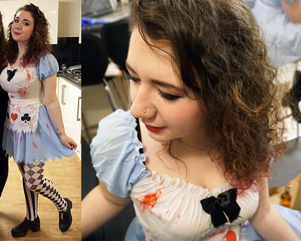 what-i-wore-on-halloween
