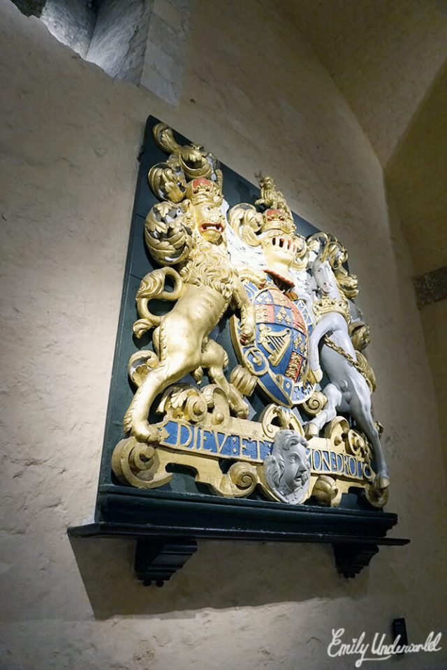 The Tower of London Coat of Arms
