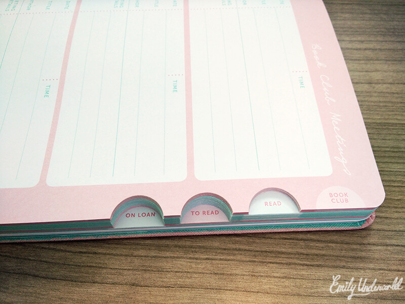 Busy B Book Journal