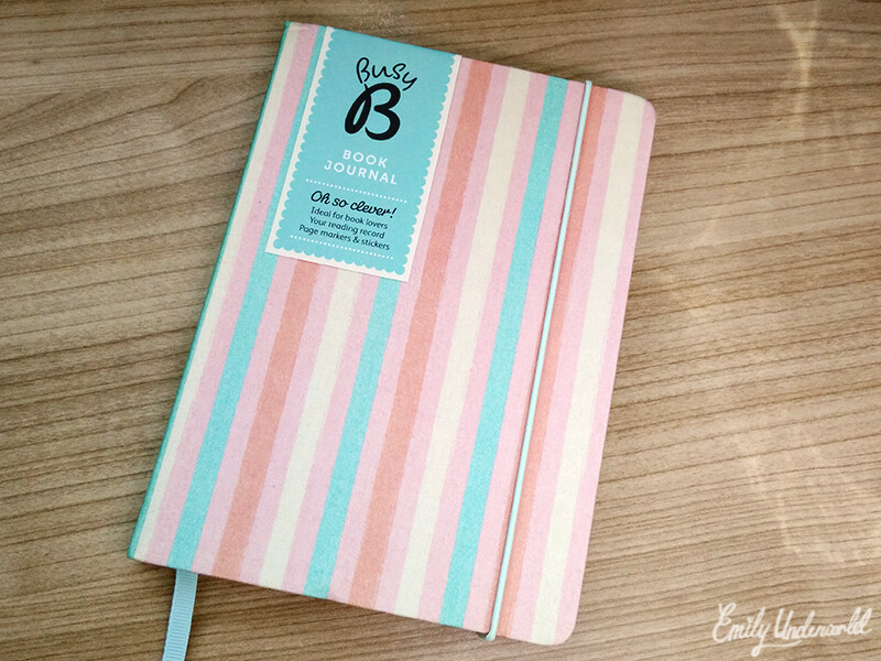 Busy B Book Journal