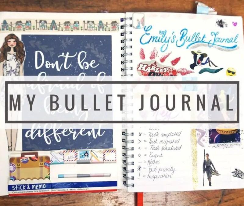 Inside My Bullet Journal