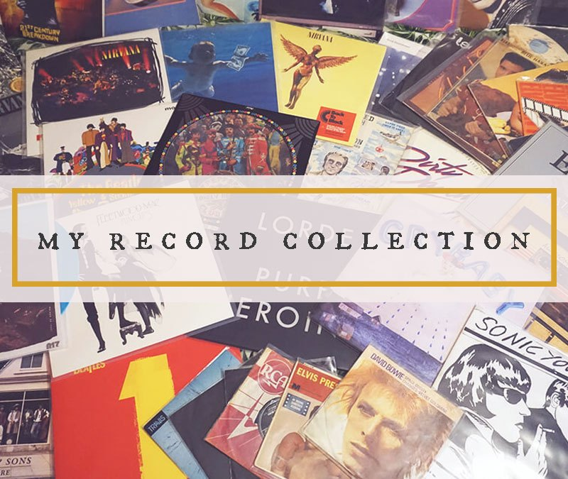 My Vinyl Record Collection