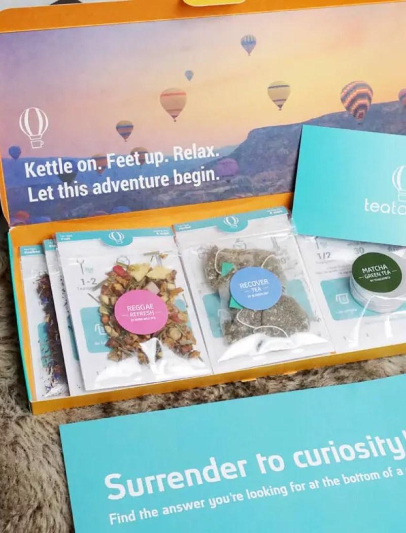 Teatourist: The Ultimate Tea-Tasting Subscription