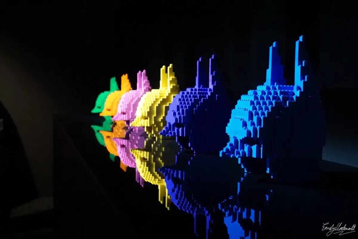 batman coloured masks