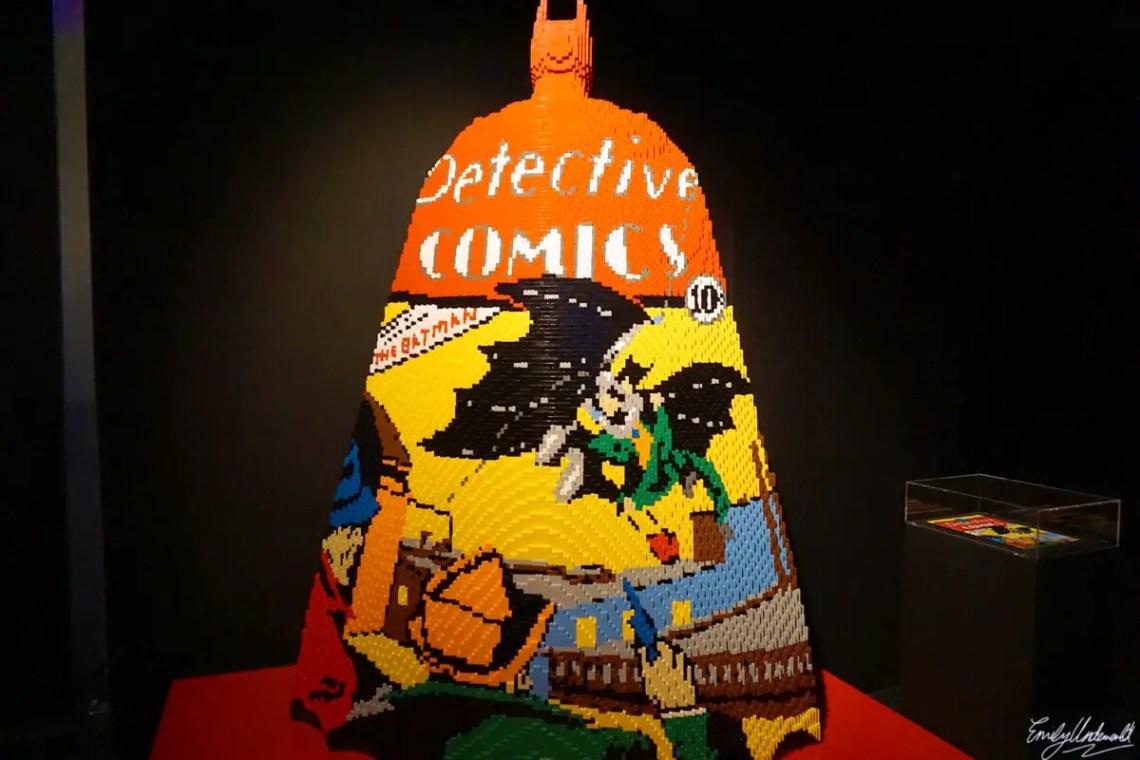batman detective comic book