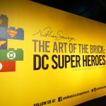 the art of the brick dc super heroes