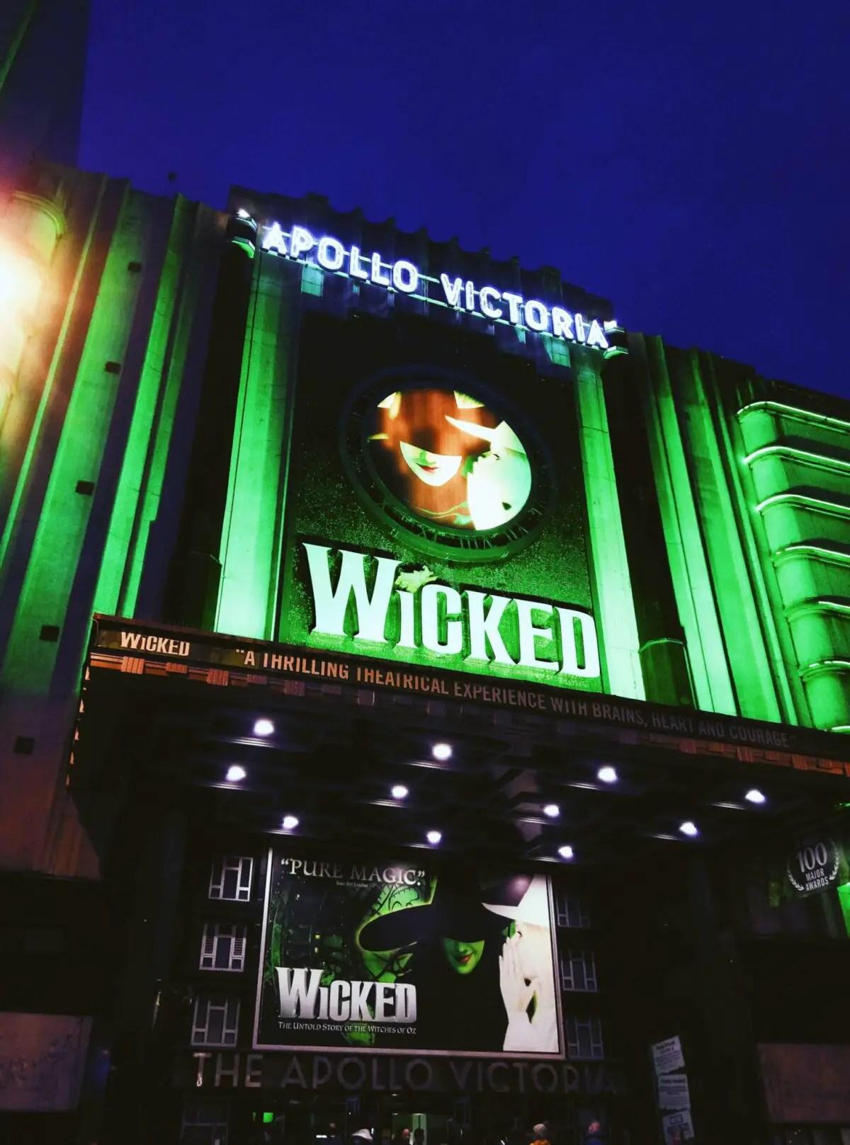 Wicked! Apollo Victoria