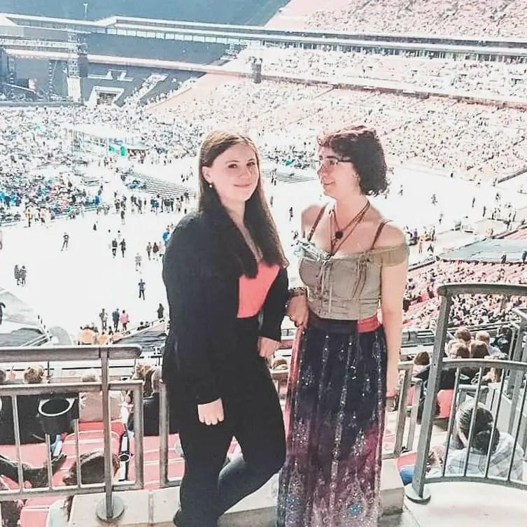 Fleetwood Mac Wembley Stadium