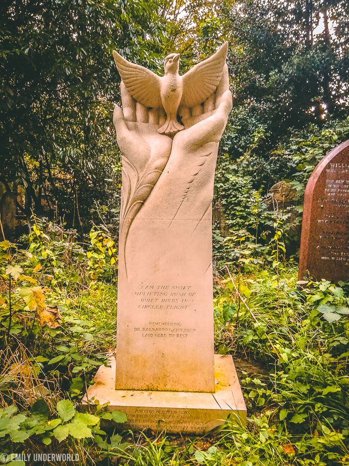 Barnados Children Monument