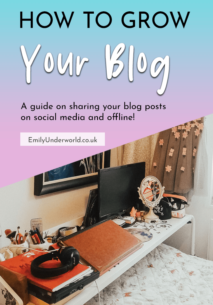 Where To Promote Your Blog Posts