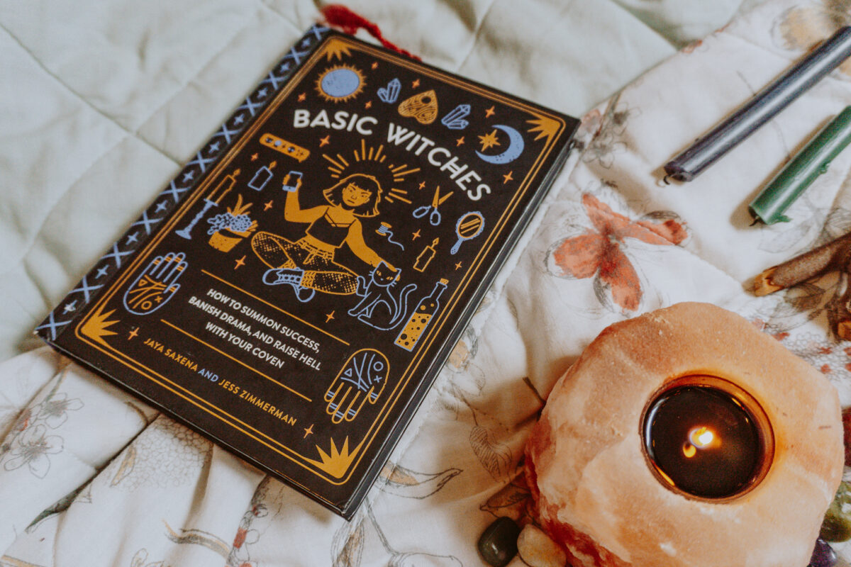 Basic Witches Book.