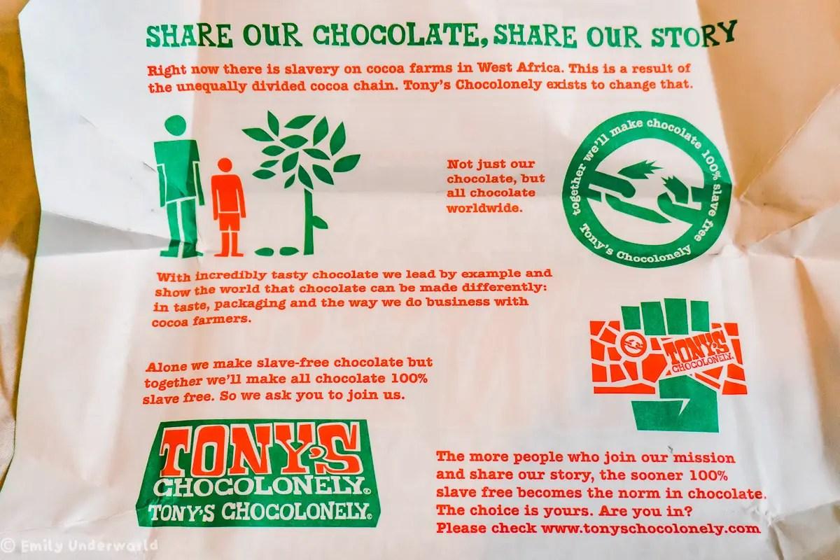 Tony's Chocolonely Story