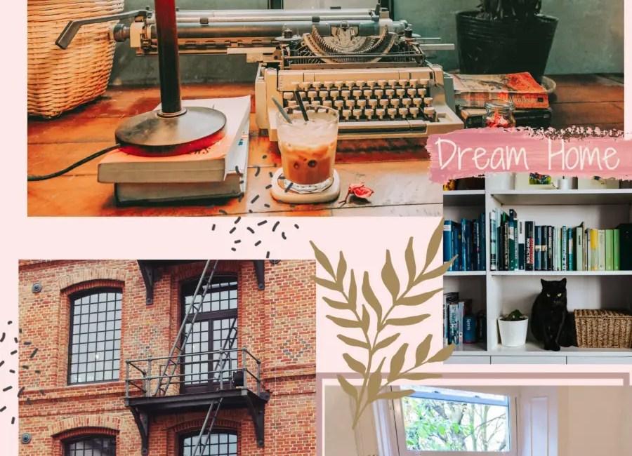 My Dream Home: A Vision Board