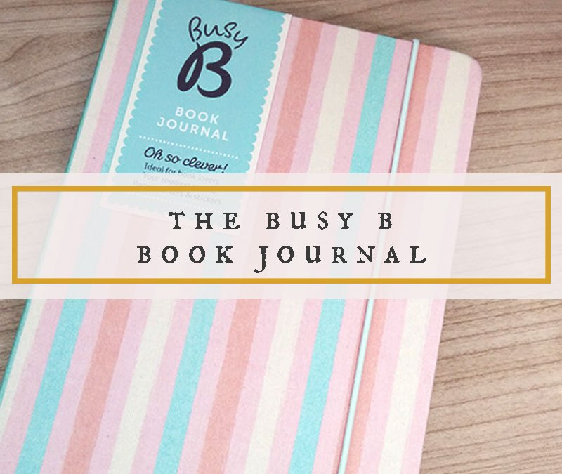 The Busy B Book Journal