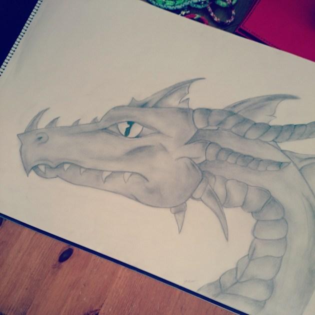 A Dragon's Head