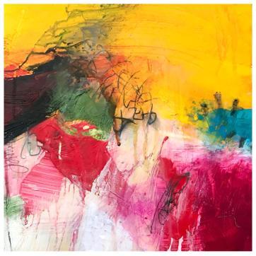"acrylic on claybord | 10"" x 10"" | $125"