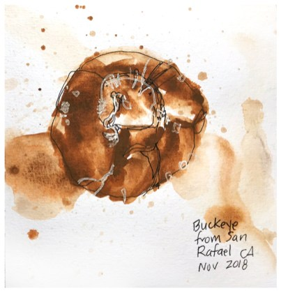 "artgraf graphite, pen on paper | 5.5"" x 5.5"" | $40"