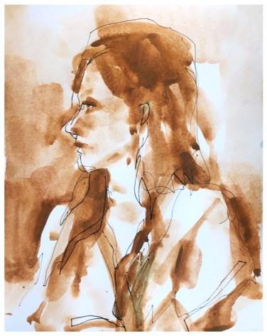 "artgraf graphite, pen on paper | 10"" x 8"""