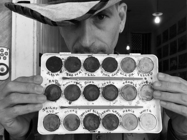 Exploring the Secrets of a Color Blind Artist's Work