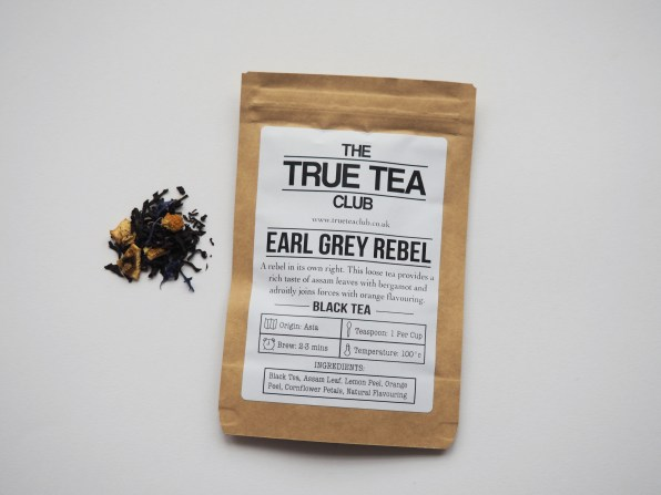 Earl Grey Rebel