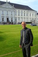Emin da Silva beim Bürgerfest des Bundespräsidenten Joachim Gauck im Schloss Bellevue.