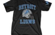 Camiseta exclusiva: Eminem x Detroit Lions: My Team My City