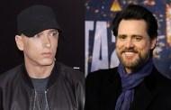 Jim Carrey compartilha carta recebida pelo Eminem