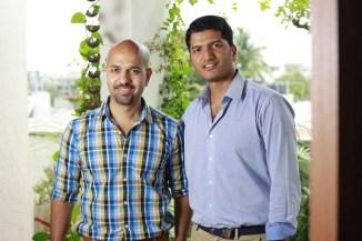 Gaurav and Radeesh