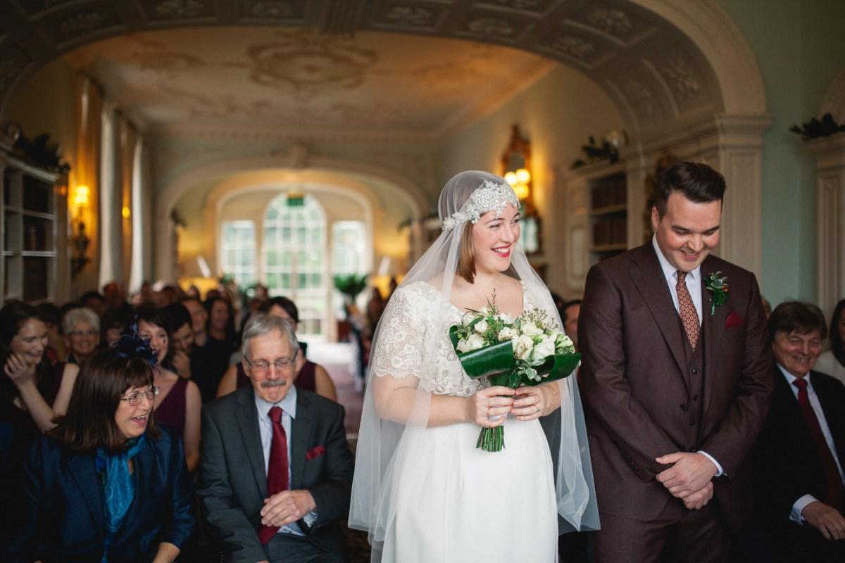 Fonmon Castle Wedding Photographer