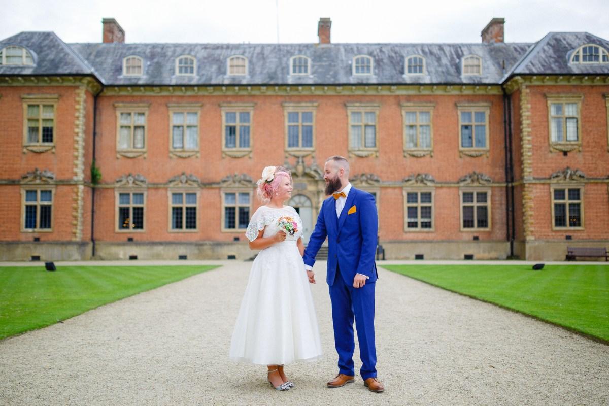 Tredegar House Wedding Photography