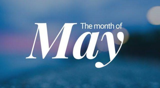 May Webinars