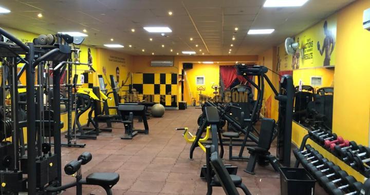 Ramadha Center Body Fitness