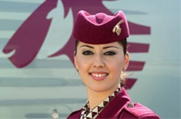 Cabin Crew recruitment by Qatar Airways on 17-03-2012 in Dubai