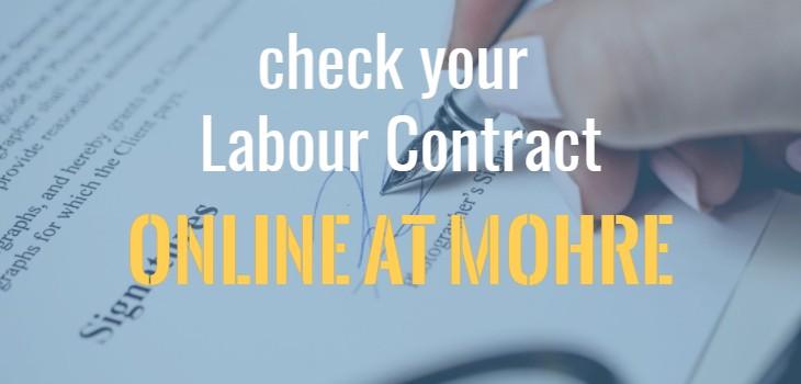 employment contract dubai online