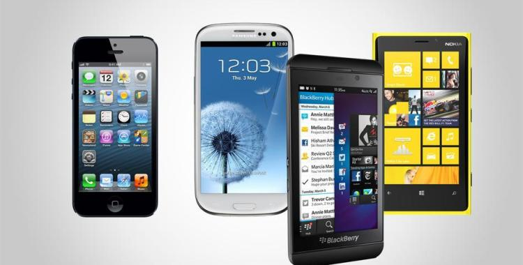 Compare Blackberry 10 to Apple iPhone,Samsung Galaxy,Nokia Lumia 920
