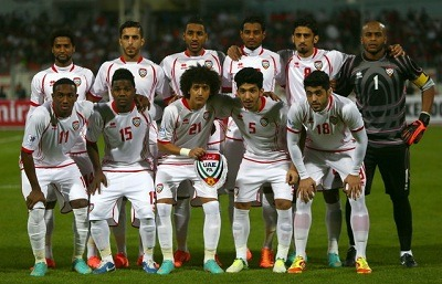 No words…just wow for UAE football team-Gulf Cup