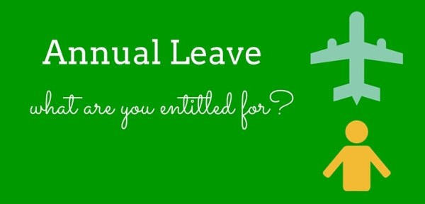 Annual Leave in UAE,Annual leave in UAE Labour Law,Leaves in