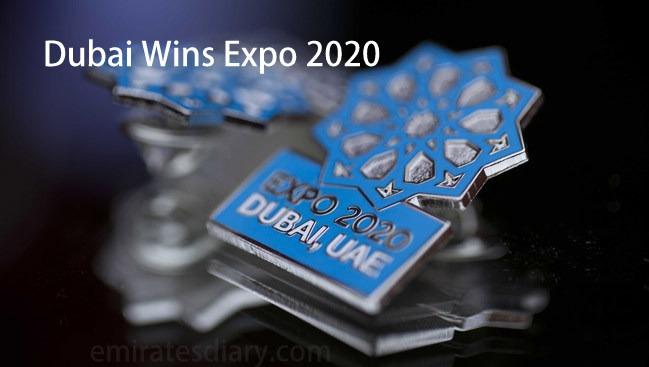 Dubai wins EXPO 2020!! My prediction comes true!!