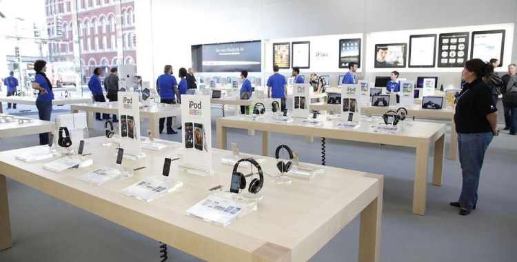 Where will be the Apple store in UAE? Apply for Jobs at Apple UAE!