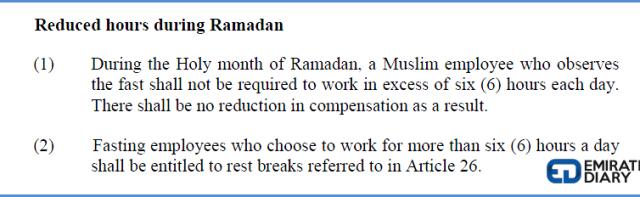working-hours-dubai-difc-ramadan