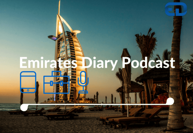 emirates diary podcasts episodes