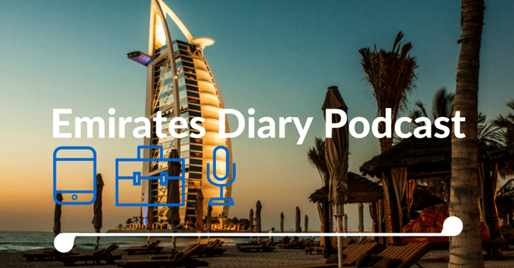 Emirates Diary Podcast is here! (EDP000)