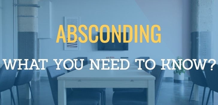 absconding