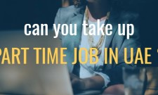 do part time work uae dubai
