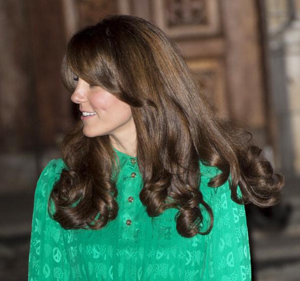 Kate Middleton Unveils New Hairstyle Emirates Woman