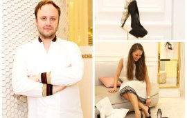 The Interview | We Meet The Man Behind The Heel, Nicholas Kirkwood