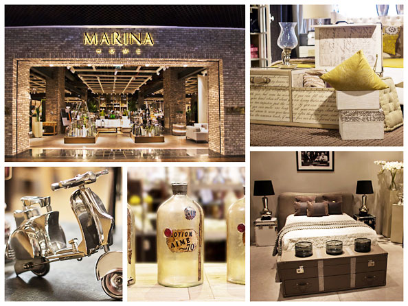 Marina Exotic Home Interiors Opens In The Dubai Mall Emirates Woman