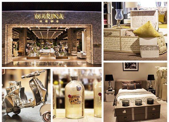 Marina Exotic Home Interiors Opens In The Dubai Mall Emirates Woman Amazing Home Interiors Brand